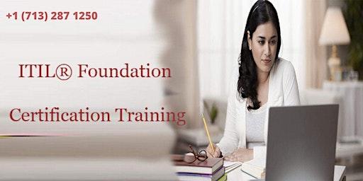 ITIL Foundation Classroom BootCamp Training in Manama,Bahrain