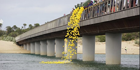 Return of the Great Barwon Heads Duck race tickets