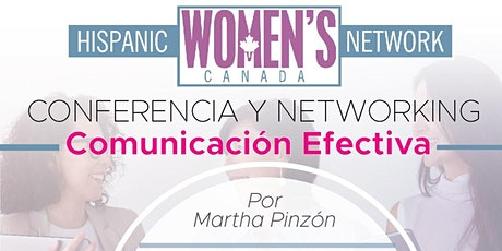 Networking- Conferencia HWN tickets