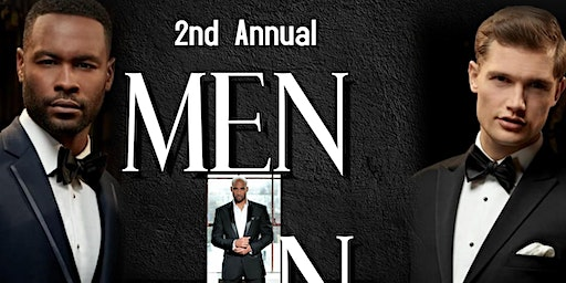2nd Annual Men in Black Event