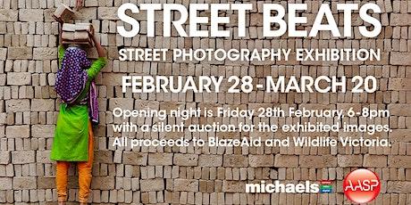 Street Beats Exhibition 2020 tickets