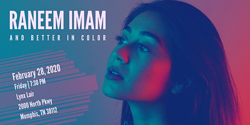 Raneem Imam and Better in Color
