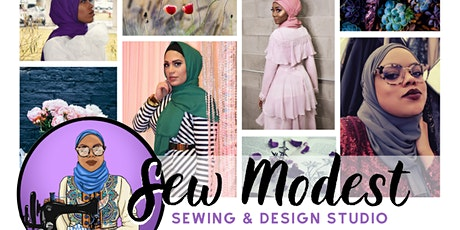 5 Week Intermediate Sewing Course  @ Sew Modest Sewing and Design Studio tickets