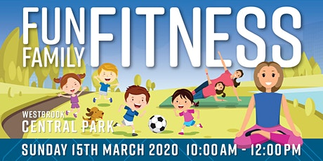 Westbrook Estate Fun Family Fitness Event tickets