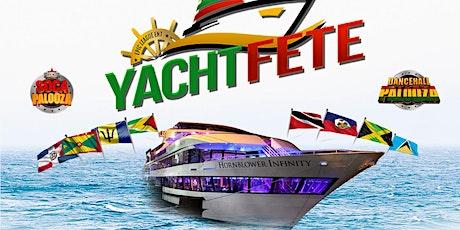 Yacht Fete Reggae Vs. Soca on The Hornblower Infinity *May 30th* tickets