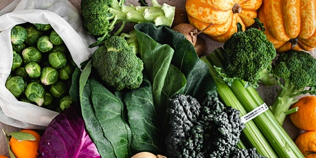 Nutrient Dense Food 101: The Foundation for a Healthy Diet & Vibrant Life tickets
