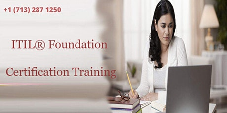 ITIL Foundation Certification Training in Woodlands,singapore tickets