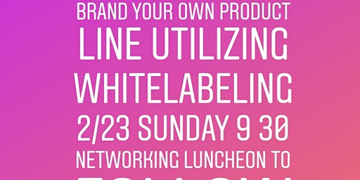 Brand Your Own Product Line Utilizing Whitelabelin