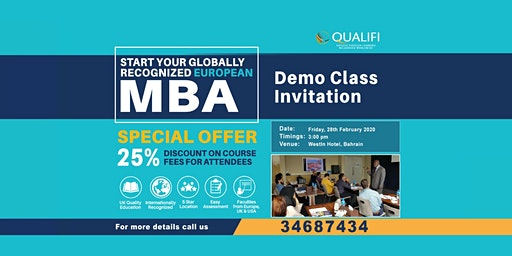FREE DEMO CLASS ON Development As a Strategic Manager and  GET 25% DISCOUNT