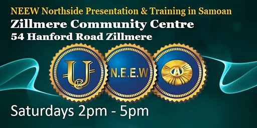 NEEW Northside Presentation & Training in Samoan