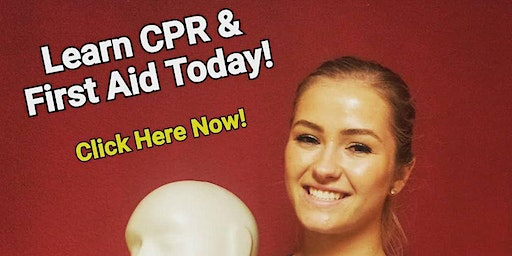 FREE CPR class in Glendale