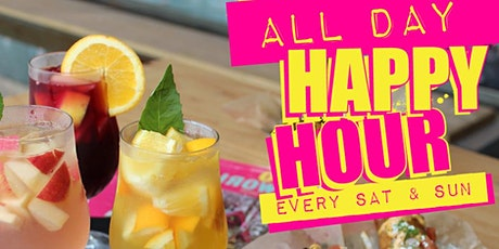 All Day Happy Hour - All Weekend at Spitz Portland tickets