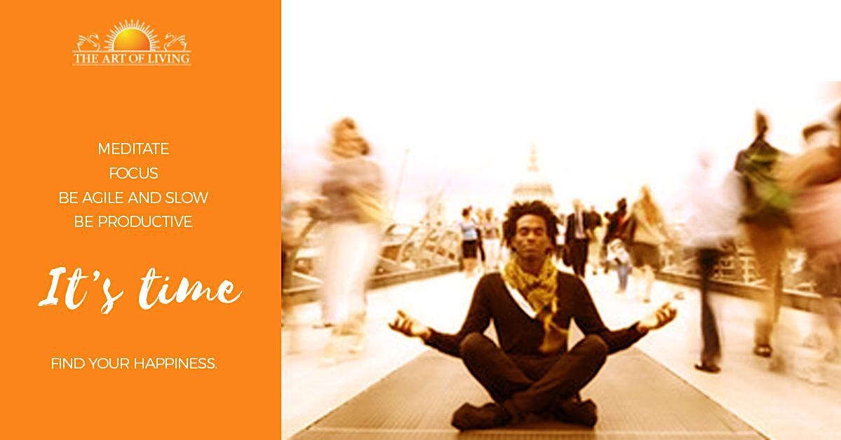 Breath and Meditation