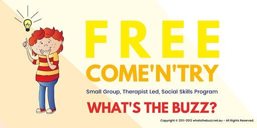 Free Come N Try Social Skills - Ages 6-9