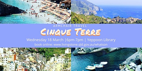 Armchair Travel  - Cinque Terre tickets