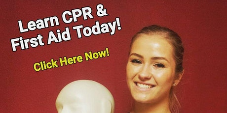 FREE CPR class in Reseda tickets