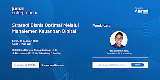 Strategi Bisnis Optimal Melalui Manajemen Keuangan Digital