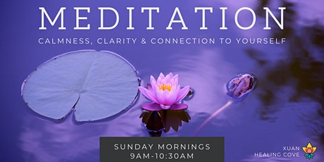 Guided Meditation - Clear and Energize Yourself tickets