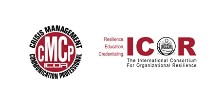 ICOR Crisis Management & Communication Professional Training Course - Perth 2020 tickets