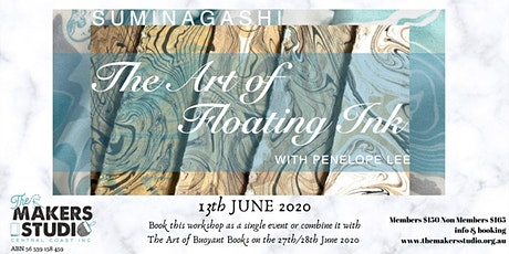 Penelope Lee - The Art of Floating Ink tickets