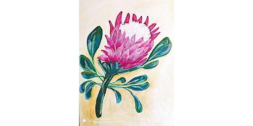 Adult Workshop - Pretty Protea
