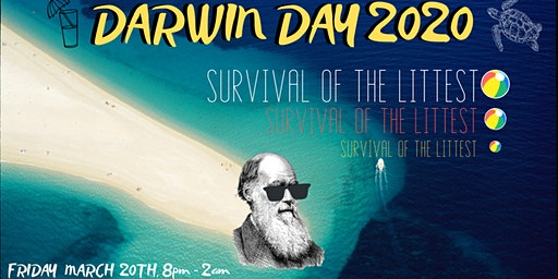 Darwin Day: Survival of the Littest