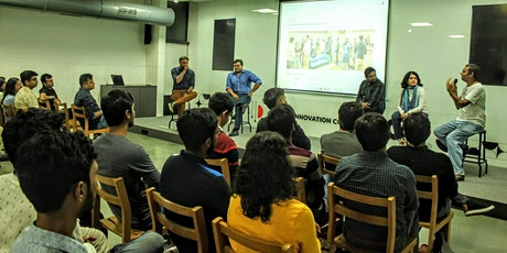 Scaling a Startup Globally x SP-TBI Mumbai tickets