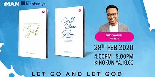 Meet & Greet with Mizi Wahid | Let Go and Let God