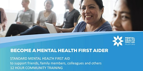 Mental Health First Aid (Standard) tickets