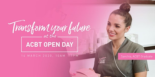 Australian College of Beauty Therapy OPEN DAY