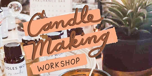 Succulent Plant Candle-Making Workshop