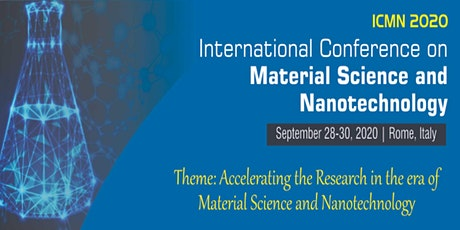 International Conference on Material Science and Nanotechnology tickets