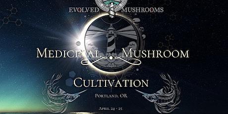 Medicinal Mushroom Cultivation tickets
