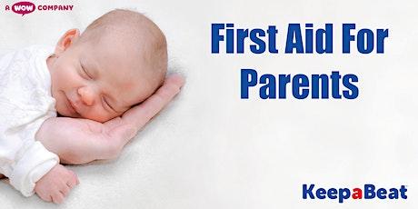 First Aid For Parents - Bishop's Stortford tickets