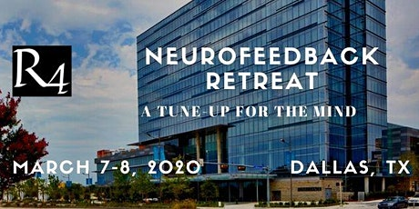 Neurofeedback Retreat - R4 tickets