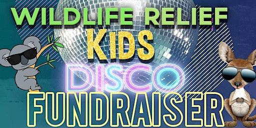 Wildlife Relief KIDS DISCO Fundraiser