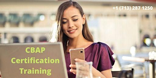 CBAP Classroom Certification Training in Ras al Khaymah,UAE