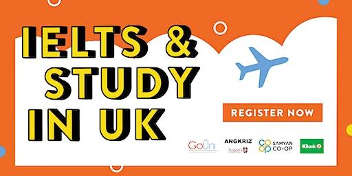 IELTS & Study in UK at Samyan Co-op