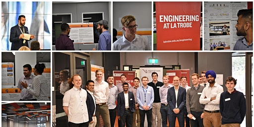 La Trobe University Engineering WIL Symposium - Melbourne