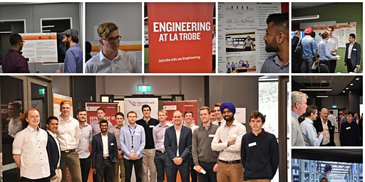 La Trobe University Engineering WIL Symposium - Bendigo