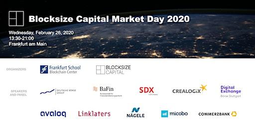 Blocksize Capital Market Day