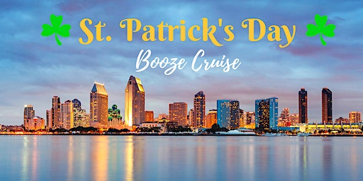 St. Patrick's Day Yacht Party