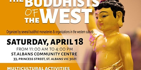 Buddhists of the West Multicultural Event tickets