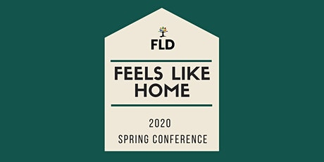 2020 Forest Lakes District Spring Conference tickets