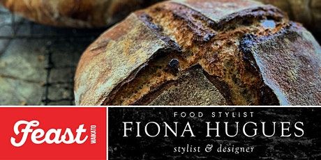 SALT, WATER, FLOUR - Learn to Make Sourdough with Fiona Hugues tickets