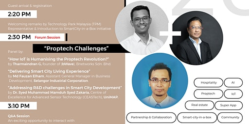 #proptechrevolution2020, Partnership &  Collaboration Series