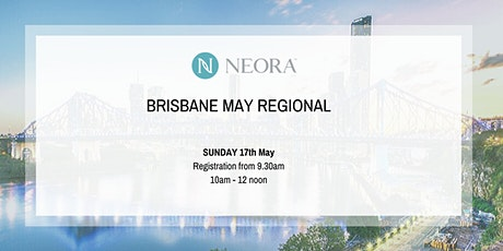 Brisbane Regional Training - May tickets