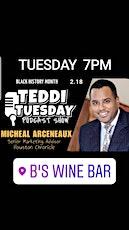 Teddi Tuesday Podcast Show tickets