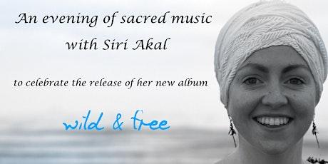 Siri Akal Kaur - Wild & Free  Album Launch Concert tickets