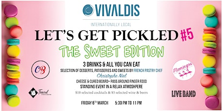 Let's Get Pickled #5 tickets